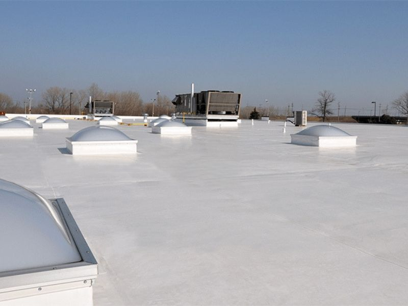 Single Ply Tpo Commercial Roofing In Bakersfield 93308