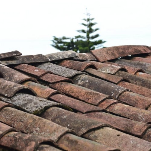 Residential Clay Tile Roofing Installation, Replacement